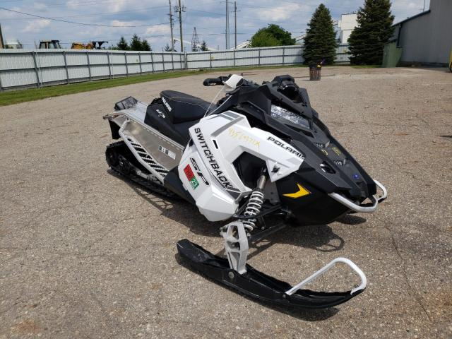 Salvage cars for sale from Copart Lansing, MI: 2018 Polaris Switchback