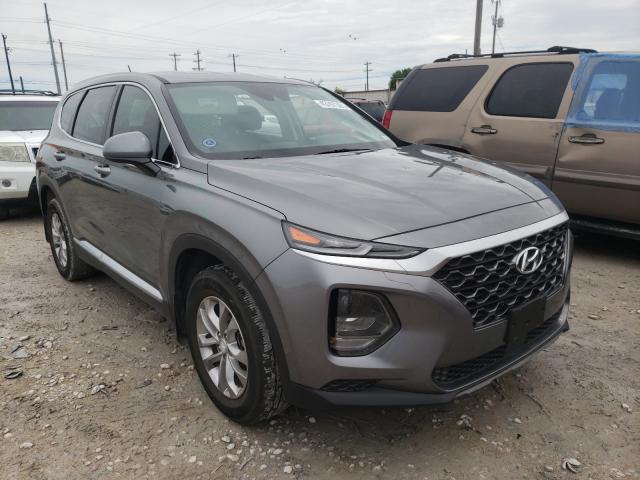 Vehiculos salvage en venta de Copart Haslet, TX: 2019 Hyundai Santa FE S