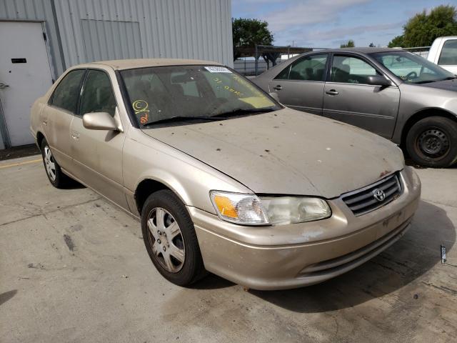 Toyota Vehiculos salvage en venta: 2001 Toyota Camry