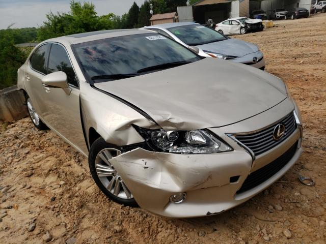 Salvage cars for sale from Copart China Grove, NC: 2015 Lexus ES 350