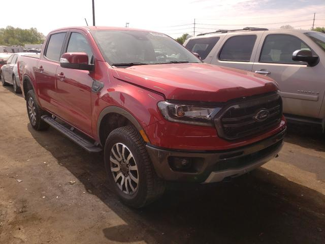 Salvage cars for sale from Copart Fort Wayne, IN: 2020 Ford Ranger SUP