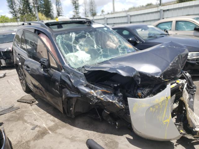 Salvage cars for sale from Copart Miami, FL: 2018 Subaru Forester 2