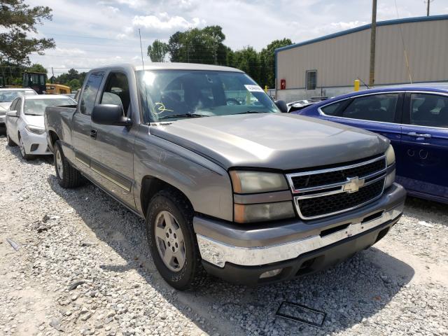 Salvage cars for sale from Copart Loganville, GA: 2006 Chevrolet Silverado