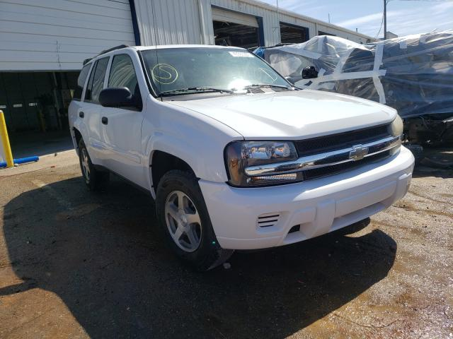 Chevrolet Trailblazer salvage cars for sale: 2006 Chevrolet Trailblazer