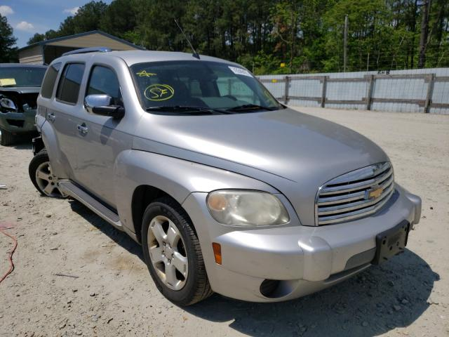 Salvage cars for sale from Copart Seaford, DE: 2007 Chevrolet HHR LT