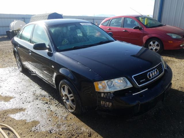 Salvage cars for sale from Copart Helena, MT: 2000 Audi A6 2.7T Quattro