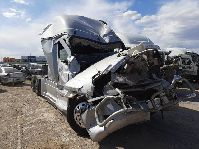 Salvage cars for sale from Copart Las Vegas, NV: 2021 Freightliner Cascadia 1