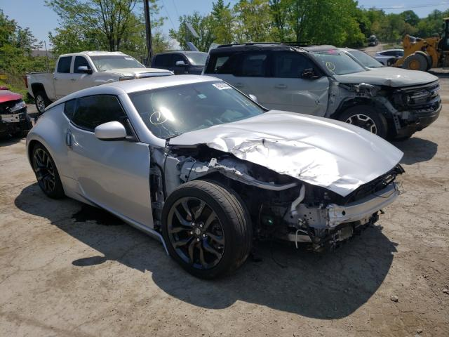 Salvage cars for sale from Copart Marlboro, NY: 2019 Nissan 370Z Base