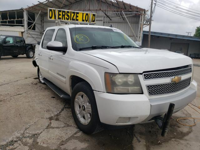 Salvage cars for sale from Copart Corpus Christi, TX: 2007 Chevrolet Avalanche