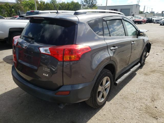 2015 Toyota Rav4 Xle 2.5L, VIN: 2T3WFREVXFW******, аукцион: COPART, номер лота: 43458151