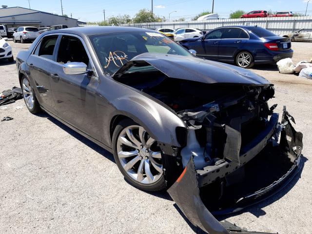 Chrysler salvage cars for sale: 2018 Chrysler 300 Touring