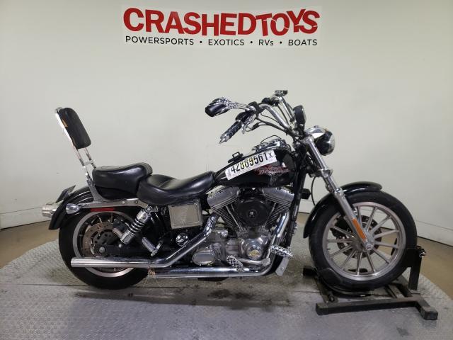 Vehiculos salvage en venta de Copart Dallas, TX: 2001 Harley-Davidson FXD