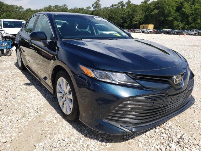 Vehiculos salvage en venta de Copart Houston, TX: 2018 Toyota Camry L