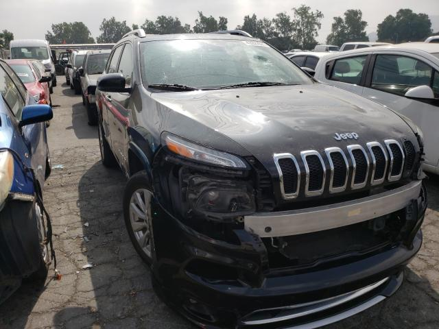 Vehiculos salvage en venta de Copart Colton, CA: 2016 Jeep Cherokee O