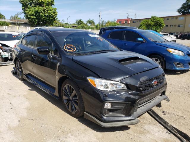 Salvage cars for sale from Copart Opa Locka, FL: 2020 Subaru WRX