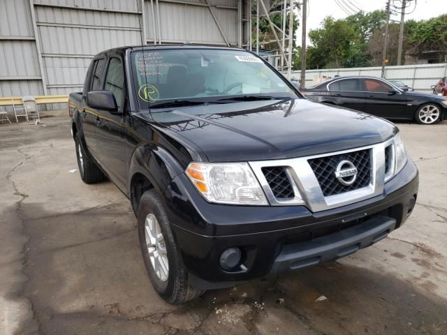 Salvage cars for sale from Copart Corpus Christi, TX: 2017 Nissan Frontier S