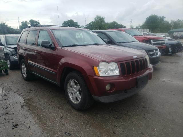 Salvage cars for sale from Copart Bridgeton, MO: 2007 Jeep Grand Cherokee