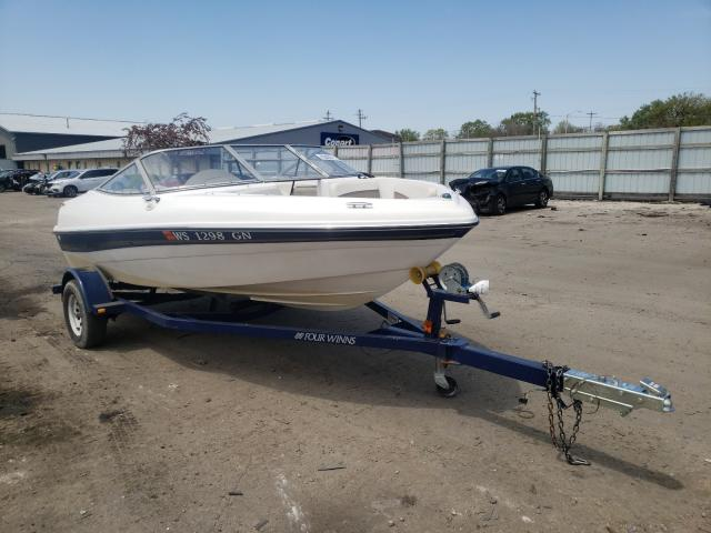 Four Winds salvage cars for sale: 2003 Four Winds Winds