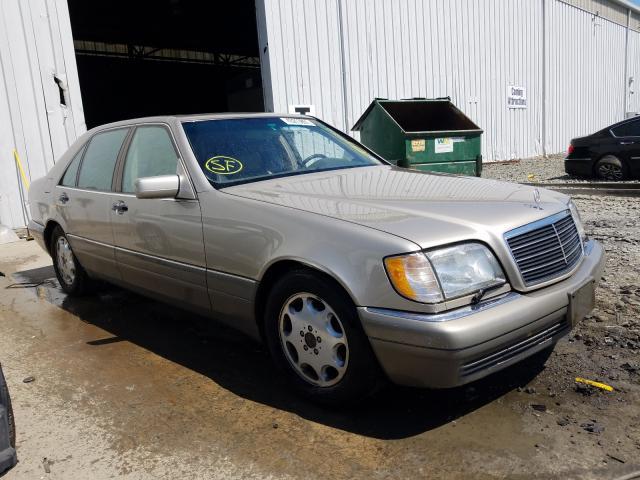1996 Mercedes-Benz S 420 for sale in Windsor, NJ