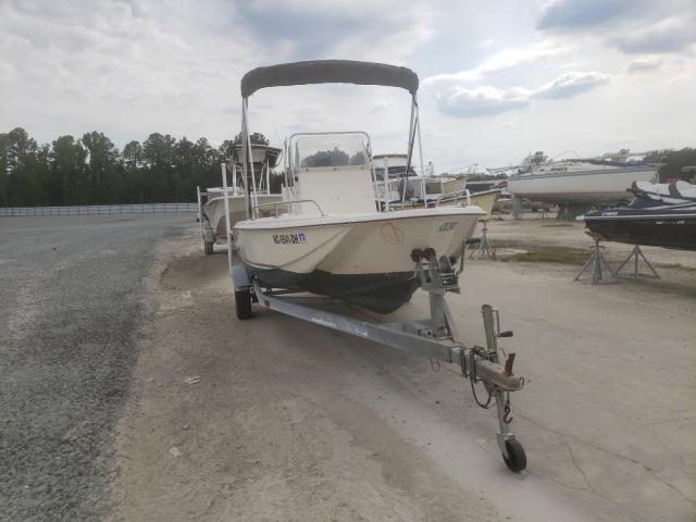 Upcoming salvage boats for sale at auction: 1995 Scou Boat