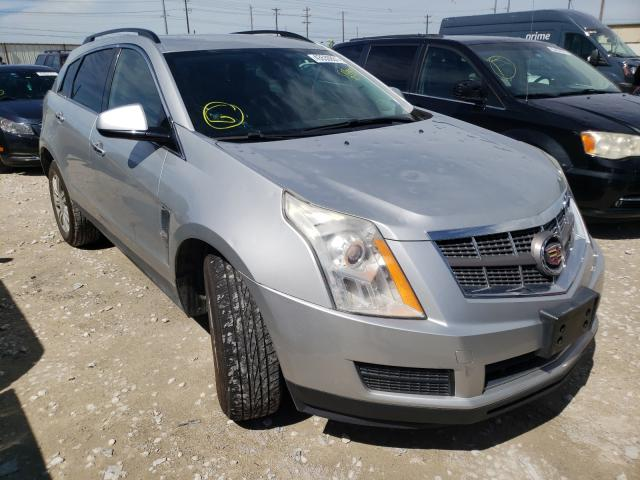 Salvage cars for sale from Copart Haslet, TX: 2010 Cadillac SRX