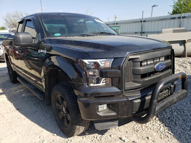 Ford Vehiculos salvage en venta: 2015 Ford F150 Super
