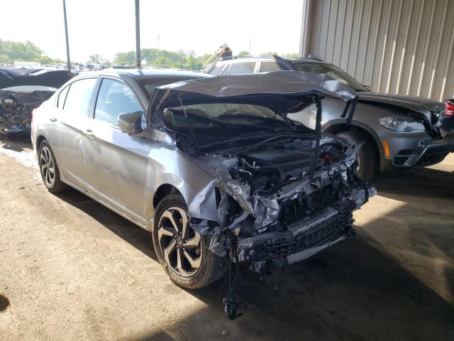 Salvage cars for sale from Copart Fort Wayne, IN: 2017 Honda Accord EXL