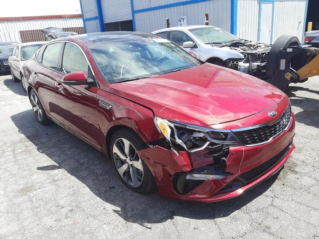 KIA Optima salvage cars for sale: 2020 KIA Optima