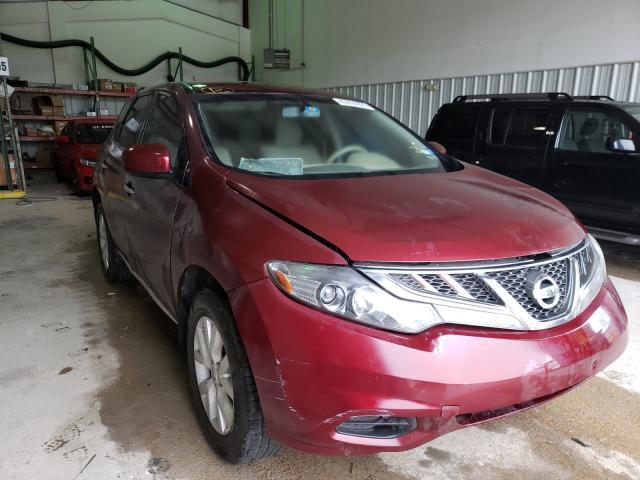 Vehiculos salvage en venta de Copart Florence, MS: 2012 Nissan Murano S