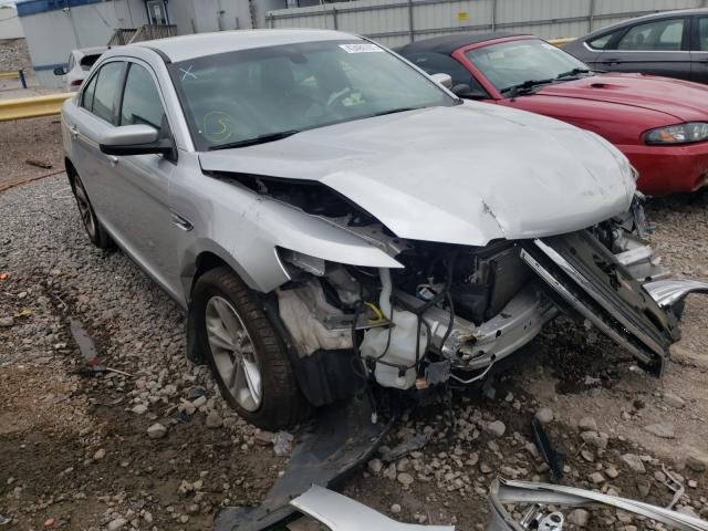 Salvage cars for sale from Copart Hueytown, AL: 2015 Ford Taurus SEL