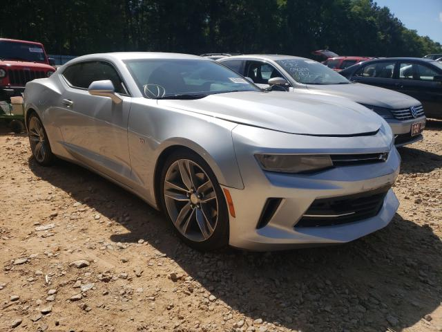 Salvage cars for sale from Copart Austell, GA: 2018 Chevrolet Camaro LT