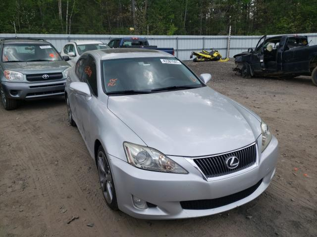 Salvage 2010 LEXUS IS - Small image. Lot 43381591