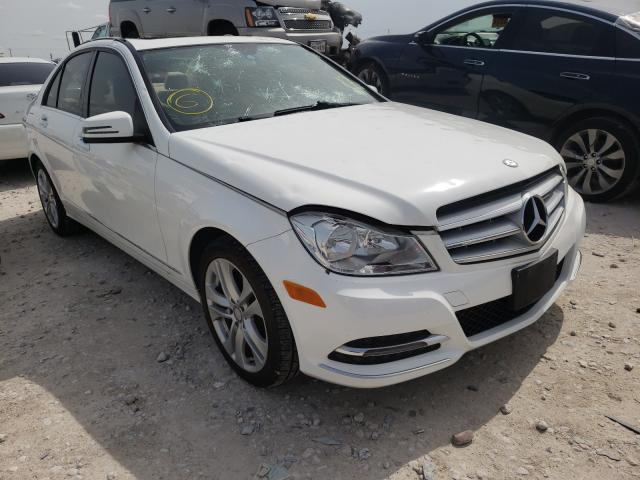 Salvage cars for sale from Copart Haslet, TX: 2013 Mercedes-Benz C 250