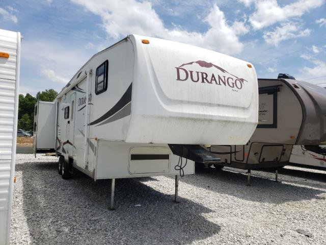 Dura salvage cars for sale: 2006 Dura Travel Trailer