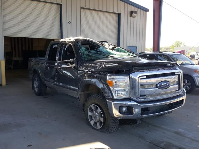 Salvage cars for sale from Copart Billings, MT: 2015 Ford F250 Super