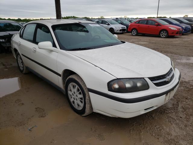 2005 Chevrolet Impala en venta en Temple, TX
