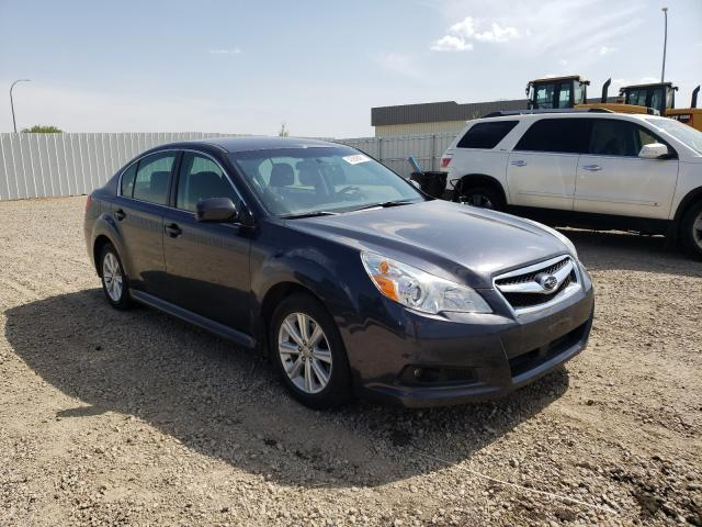 Salvage cars for sale from Copart Bismarck, ND: 2011 Subaru Legacy 2.5
