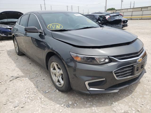 2018 Chevrolet Malibu LS en venta en Haslet, TX