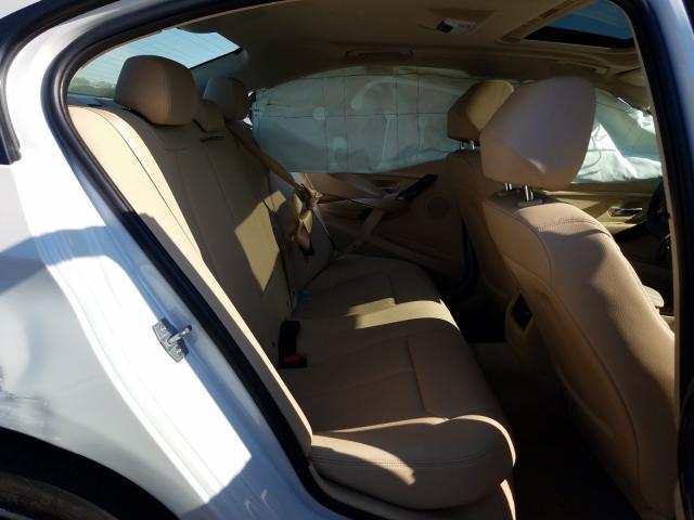 2014 BMW 320 I XDRI WBA3C3C5XEPV90376