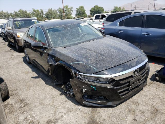Salvage cars for sale from Copart Colton, CA: 2020 Honda Accord LX