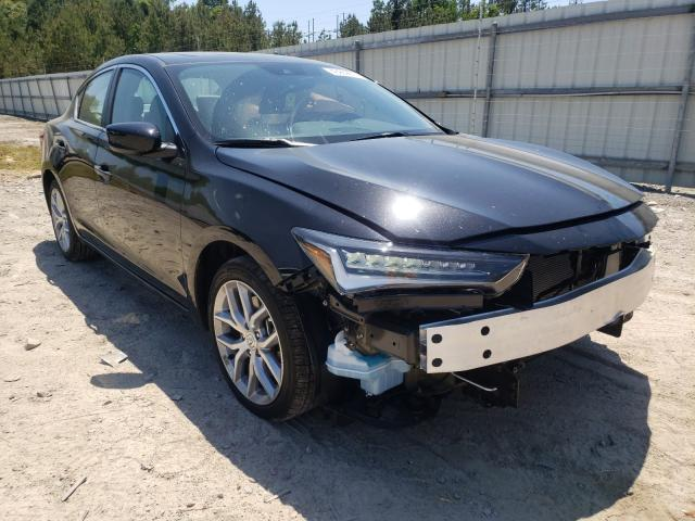 Salvage cars for sale from Copart Charles City, VA: 2020 Acura ILX