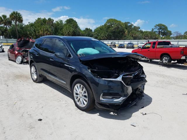 Salvage cars for sale from Copart Fort Pierce, FL: 2021 Buick Enclave ES