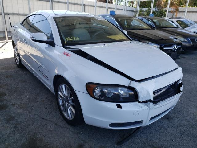 Volvo salvage cars for sale: 2008 Volvo C70 T5