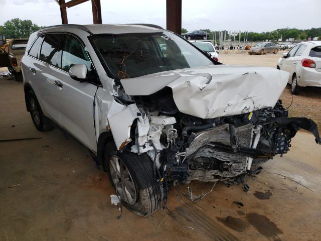 Salvage cars for sale from Copart Tanner, AL: 2017 KIA Sorento LX