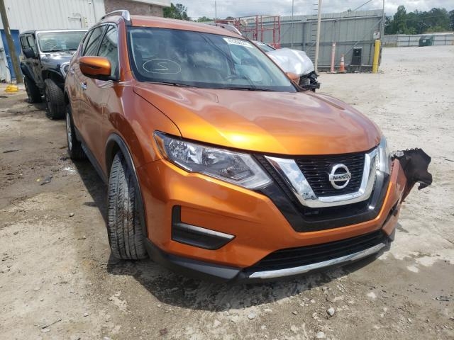Salvage cars for sale from Copart Montgomery, AL: 2017 Nissan Rogue S