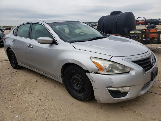 2015 Nissan Altima 2.5 en venta en New Braunfels, TX