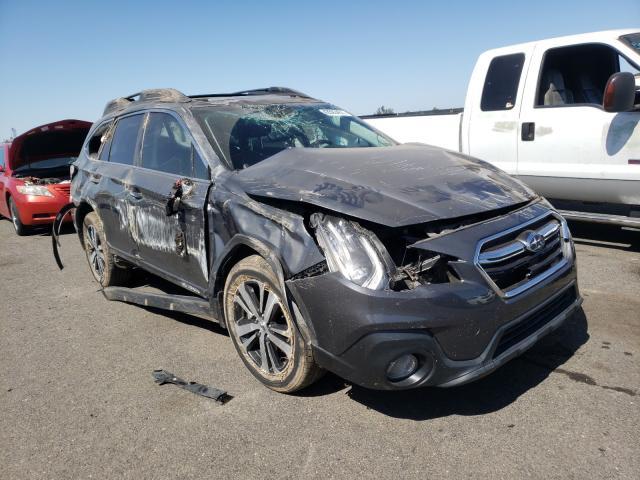 Vehiculos salvage en venta de Copart Sacramento, CA: 2018 Subaru Outback 3