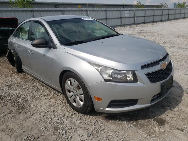 Salvage cars for sale from Copart Walton, KY: 2012 Chevrolet Cruze LS