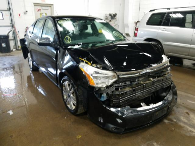 Salvage cars for sale from Copart Blaine, MN: 2008 Ford Focus SE