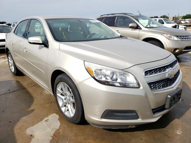 2013 Chevrolet Malibu 1LT en venta en Grand Prairie, TX